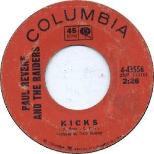 1966: U.S. Charts Hot 100 #4