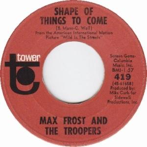 1968: U.S. Charts Hot 100 #22