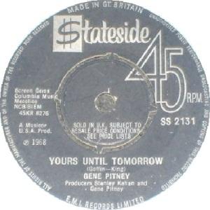 1968: U.K. Charts - #34