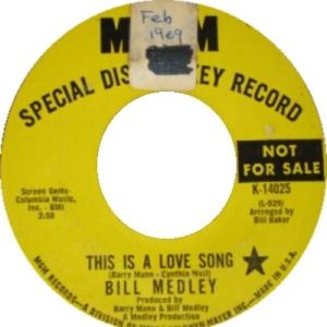 1969: U.S. Charts Bubbling Under #112