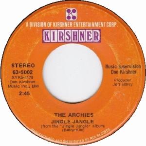 1969: U.S. Charts Hot 100 #10