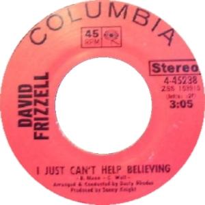 1970: U.S. Charts C&W #36