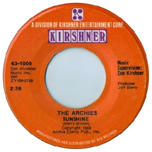 1970: U.S. Charts Hot 100 #57