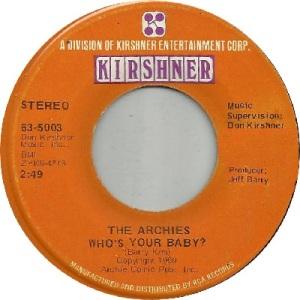 1970: U.S. Charts Hot 100 #40