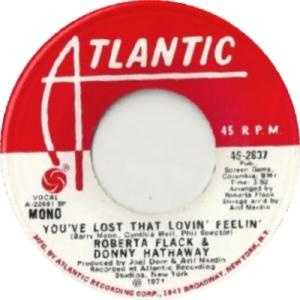 1971: U.S. Charts Hot 100 #71 R&B #30