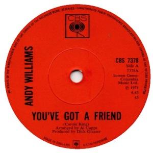 1971: U.K. Charts - #51