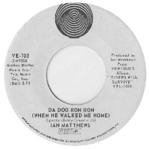 1972:  U.S. Charts Hot 100 #96