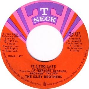 1962: U.S. Charts - R&B #33