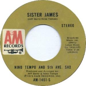 1973: U.S. Charts Hot 100 #53 - R&B #78