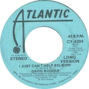 1974: U.S. Charts C&W #59