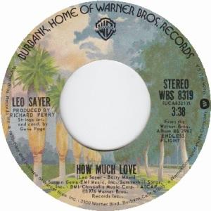 1977: U.S. Charts Hot 100 #17 U.K. #10