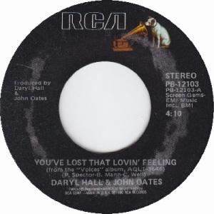1980: U.S. Charts Hot 100 #12 U.K. #55