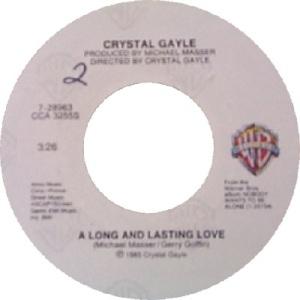 1985: U.S. Charts - C&W #5
