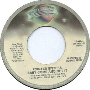 1985: U.S. Charts Hot 100 #44 R&B #24 UK #76