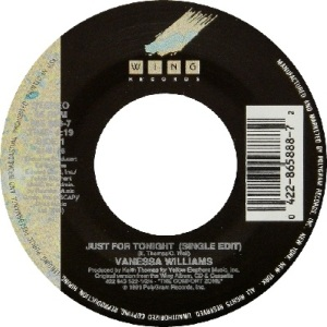 1992: U.S. Charts Hot 100 #26 R&B #11