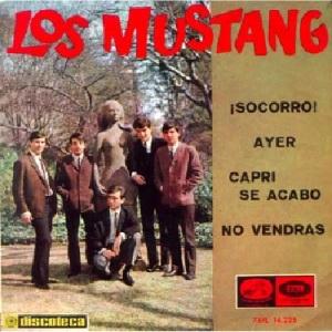 Mustangs - SPN
