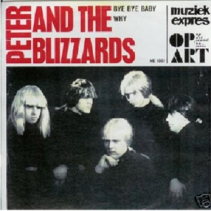 Peter & the Blizzards - NED