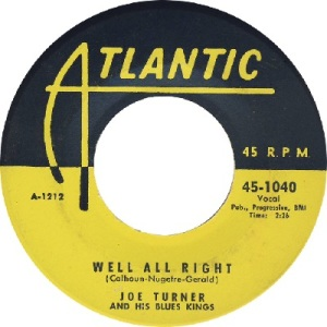 1954 - NOV - turner - all right - RB9