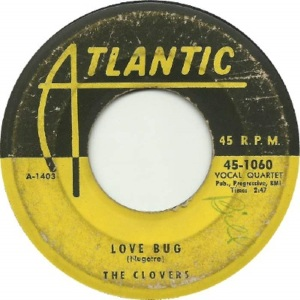 1955 - apr - clovers - love bug
