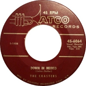 1956 - MAR - coasters - mexico - rb 8