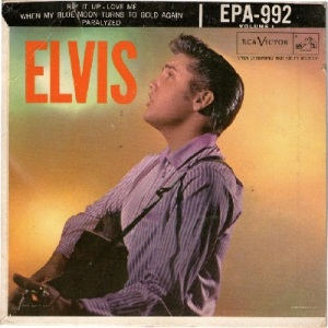 1956 - NOV - elvis - love me - 2 rb 7 cw 10
