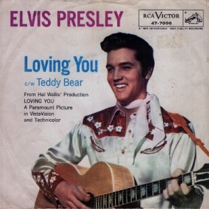 1957 - JUN - elvis - loving you - 20 cw 15 uk 24