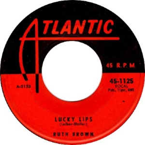 1957 - MAR - brown - lips - 77