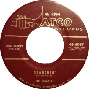 1957 - MAR - coasters - searchin - 3 rb 1 uk 30