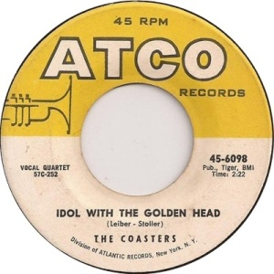 1957 - OCT - coasters - idol - 64