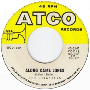 1959 - MAY - coasters - jones - 9 rb 14