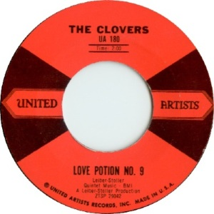 1959 - SEP - clovers - love potion - 23 rb 23