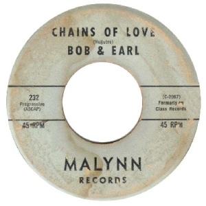 1959 - x - bob & earl - chains