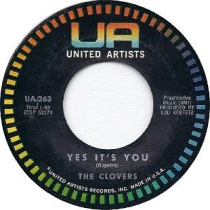 1960 - NOV - clovers - yes - NC
