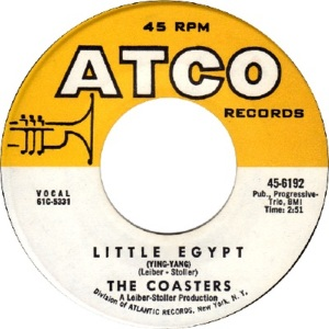 1961 - APR - coasters - egypt - 23 rb 16