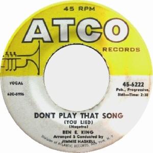 1962 - APR - King, ben e - don't play - 11 RB #2