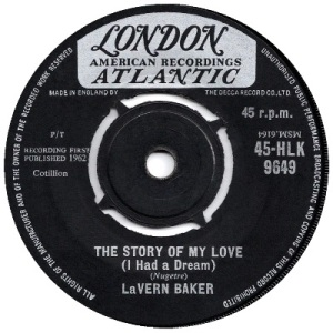 1962 - JAN - Baker, L - story - UK NC