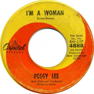 1963 - JAN - lee, peggy - woman - 54