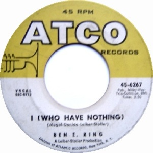 1963 - JUL - king, ben - nothing - 29 rb 16