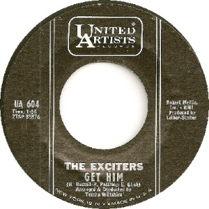 1963 - JUN - exciters - get him - 76