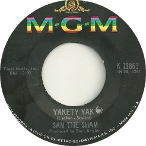 1967 - DEC - sam sham - yakety - 110