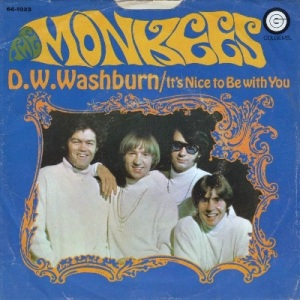 1968 - JUN - monkees - washburn - 19 UK 17