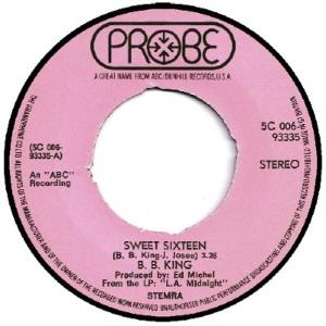 1972 - MAR - king - sweet - #2 RB