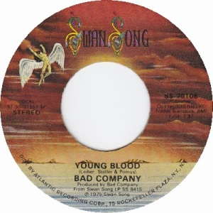 1976 - MAR - bad co - blood - 20
