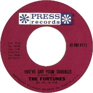 65 - Fortunes - Troubles 1965 - 82 - 15
