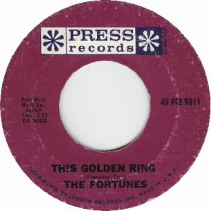 66 - Fortunes - Ring - 1966 - 7 - 2