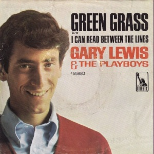 66 - Lewis, Gary - green grass - 1966 - 8