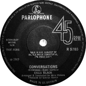69 - Black, c - conversations - 1969 - UK 7