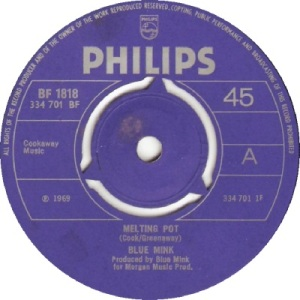69 - Blue Mink - melting - 1969 - UK 3