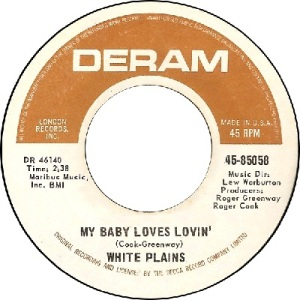 70 - White Plains - My baby - 1970 - 13 - 9