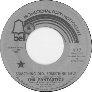 71 - Fantastics - old new - 1971 - 102 - 9
